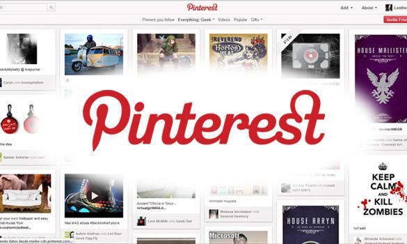 Lo que debes saber sobre Pinterest, la nueva red social