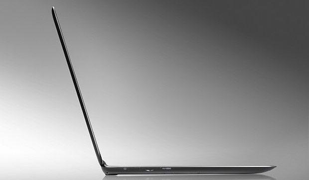 Acer Aspire S5, ultrabook. Imagen: slashgear.com